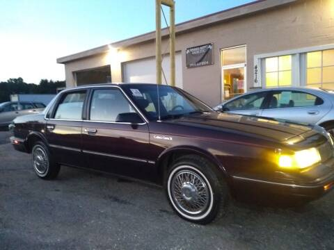 1995 Oldsmobile Ciera for sale at Sparks Auto Sales Etc in Alexis NC