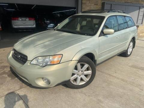 2006 Subaru Outback for sale at Car Planet Inc. in Milwaukee WI