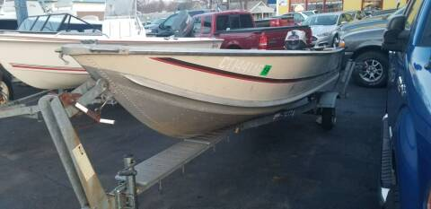 "1987 SEA NYMPH 14'6"" for sale at Bel Air Auto Sales in Milford CT"