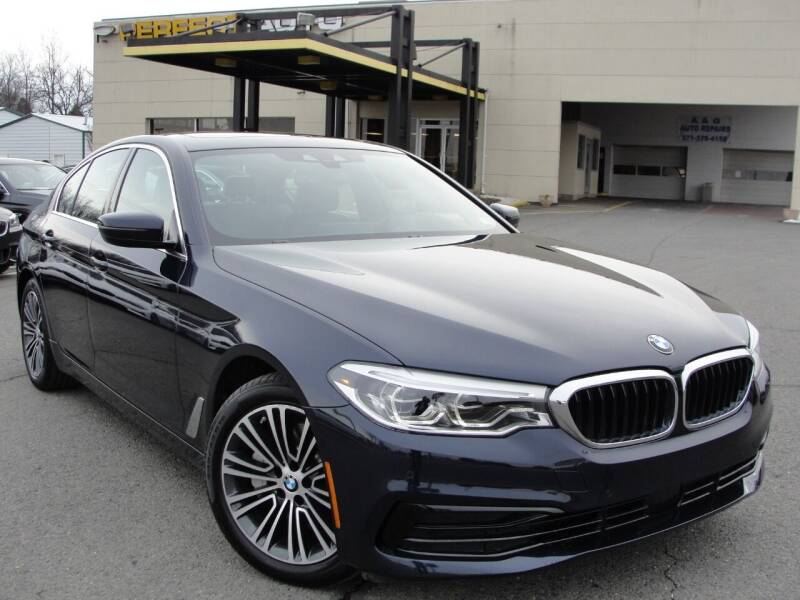 2019 BMW 5 Series for sale at Perfect Auto in Manassas VA