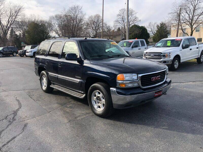 2004 GMC Yukon for sale at WILLIAMS AUTO SALES in Green Bay WI