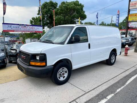 2012 GMC Savana Cargo for sale at JR Used Auto Sales in North Bergen NJ