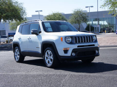2020 Jeep Renegade for sale at CarFinancer.com in Peoria AZ