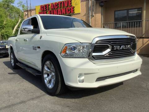 2016 RAM Ram Pickup 1500 for sale at Active Auto Sales Inc in Philadelphia PA