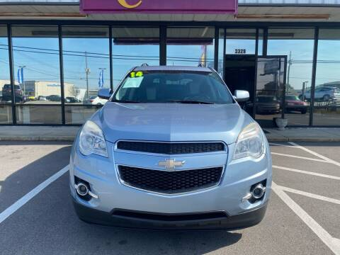 2014 Chevrolet Equinox for sale at Kinston Auto Mart in Kinston NC