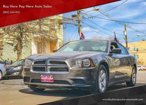 2013 Dodge Charger for sale at Buy Here Pay Here Auto Sales in Newark NJ