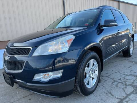 2010 Chevrolet Traverse for sale at Prime Auto Sales in Uniontown OH