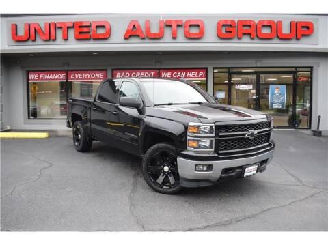 2015 Chevrolet Silverado 1500 for sale at United Auto Group in Putnam CT