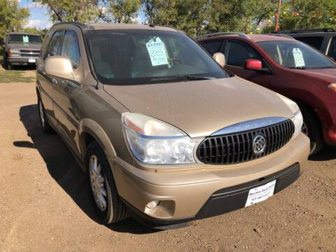 2006 Buick Rendezvous for sale at BARNES AUTO SALES in Mandan ND