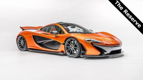 2015 McLaren P1 for sale at O'Gara Coach McLaren Beverly Hills in Beverly Hills CA