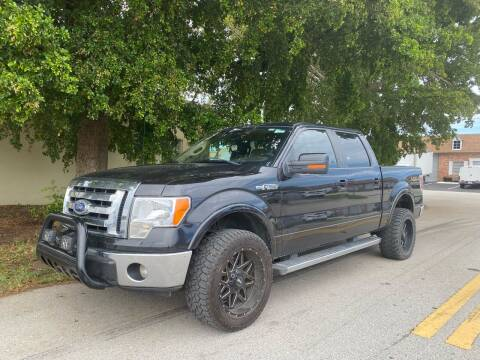 2011 Ford F-150 for sale at Car Girl 101 in Oakland Park FL