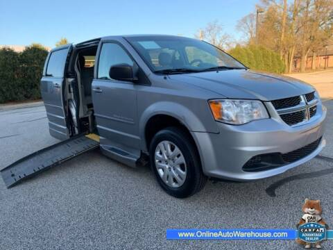 2014 Dodge Grand Caravan for sale at IMPORTS AUTO GROUP in Akron OH