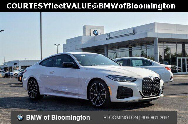 2021 BMW 4 Series for sale in Bloomington, IL