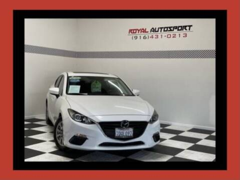 2014 Mazda MAZDA3 for sale at Royal AutoSport in Sacramento CA