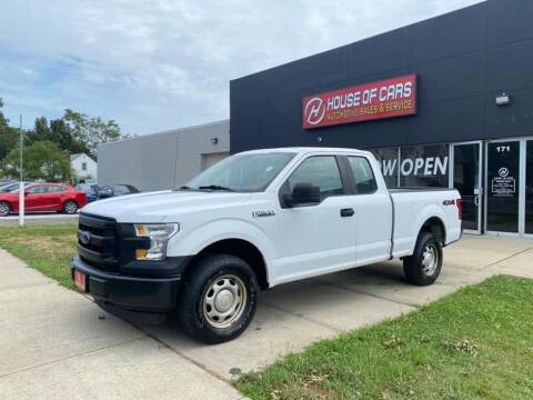 2015 Ford F-150 for sale at HOUSE OF CARS CT in Meriden CT