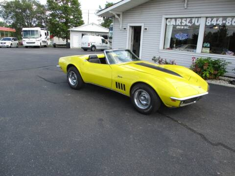 1969 Chevrolet Corvette for sale at Cars 4 U in Liberty Township OH