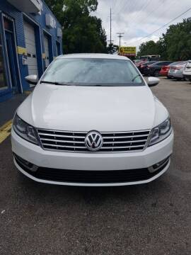 2013 Volkswagen CC for sale at Drive Auto Sales & Service, LLC. in North Charleston SC