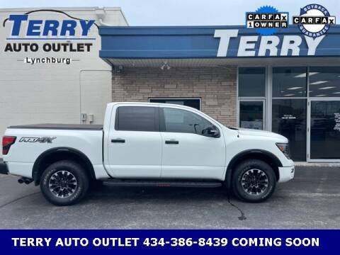 2020 Nissan Titan for sale at Terry Auto Outlet in Lynchburg VA