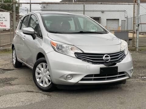 2015 Nissan Versa Note for sale at Illinois Auto Sales in Paterson NJ