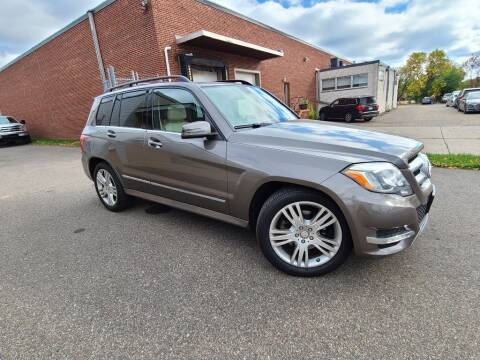 2015 Mercedes-Benz GLK for sale at Minnesota Auto Sales in Golden Valley MN