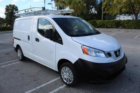 2017 Nissan NV200 for sale at Truck and Van Outlet - All Inventory in Hollywood FL