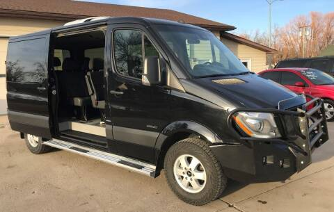 2014 Mercedes-Benz Sprinter Passenger for sale at Central City Auto West in Lewistown MT