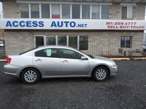 2012 Mitsubishi Galant for sale at Access Auto in Salt Lake City UT