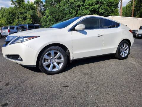 2010 Acura ZDX for sale at Brown's Used Auto in Belmont NC