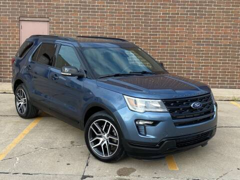 2018 Ford Explorer for sale at Effect Auto Center in Omaha NE