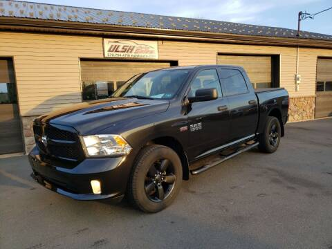 2018 RAM Ram Pickup 1500 for sale at Ulsh Auto Sales Inc. in Summit Station PA