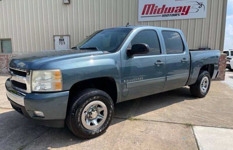 2008 Chevrolet Silverado 1500 for sale at Midway Motors in Conway AR