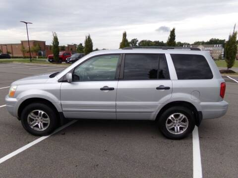 2004 Honda Pilot for sale at West End Auto Sales LLC in Richmond VA