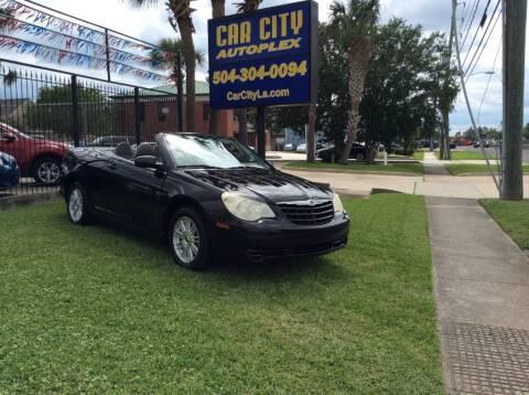 2008 Chrysler Sebring for sale at Car City Autoplex in Metairie LA