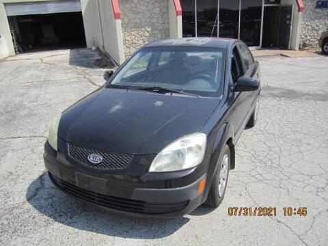 2006 Kia Rio for sale at Competition Auto Sales in Tulsa OK