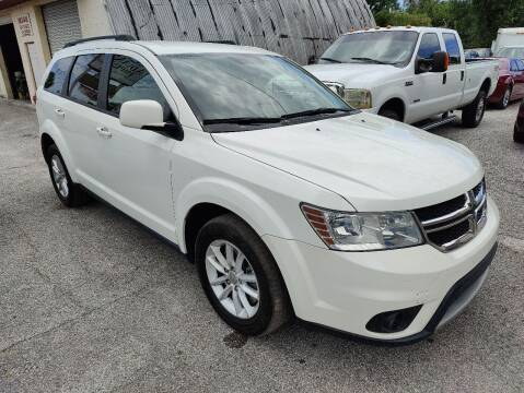 2017 Dodge Journey for sale at Advance Import in Tampa FL
