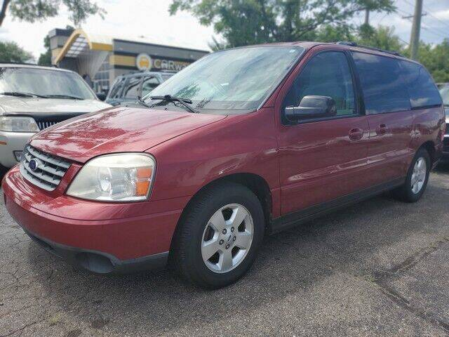 2004 Ford Freestar for sale at Paramount Motors in Taylor MI