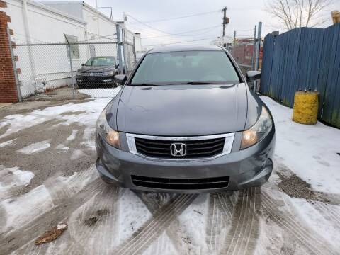 2008 Honda Accord for sale at Wisdom Auto Group in Calumet Park IL