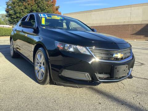 2014 Chevrolet Impala for sale at Active Auto Sales Inc in Philadelphia PA