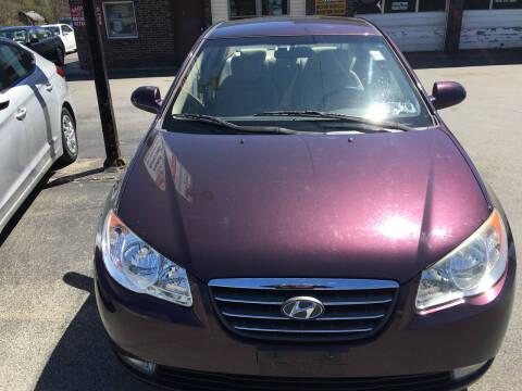 2009 Hyundai Elantra for sale at Karlins Auto Sales LLC in Saratoga Springs NY