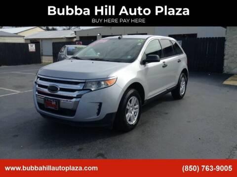 2011 Ford Edge for sale at Bubba Hill Auto Plaza in Panama City FL