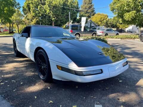 1991 Chevrolet Corvette for sale at ZaZa Motors in San Leandro CA