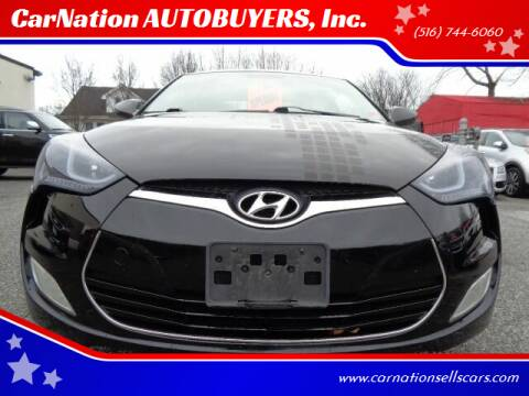 2013 Hyundai Veloster for sale at CarNation AUTOBUYERS, Inc. in Rockville Centre NY
