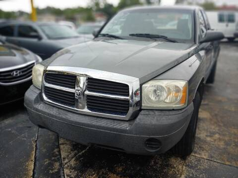 2007 Dodge Dakota for sale at Autos by Tom in Largo FL