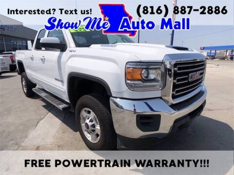 2018 GMC Sierra 2500HD for sale at Show Me Auto Mall in Harrisonville MO