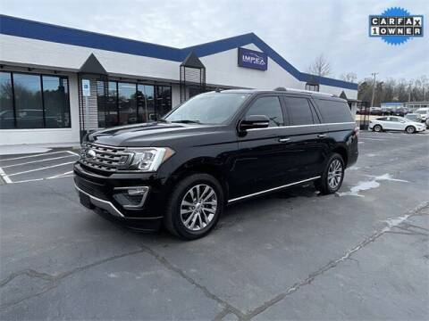 2018 Ford Expedition MAX for sale at Impex Auto Sales in Greensboro NC