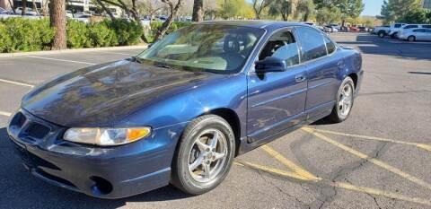 2003 Pontiac Grand Prix for sale at Arizona Auto Resource in Tempe AZ