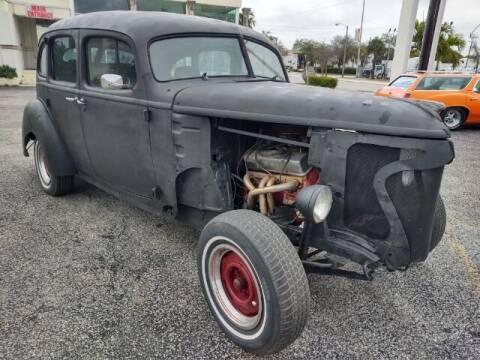 1939 Hudson RAT ROD