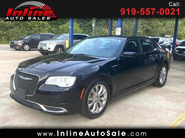 2017 Chrysler 300 for sale at Inline Auto Sales in Fuquay Varina NC