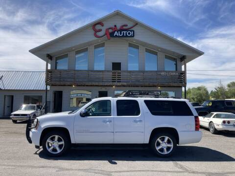 2009 Chevrolet Suburban for sale at Epic Auto in Idaho Falls ID
