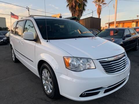 2014 Chrysler Town and Country for sale at North County Auto in Oceanside CA